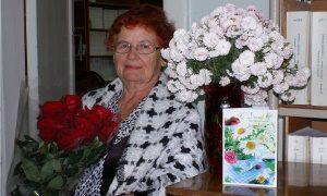 85-летний юбилей Михайлюк Т.Н