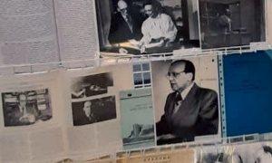 Выставка, посвященная 100-летнему юбилею А. В. Жирмунского-миниатюра